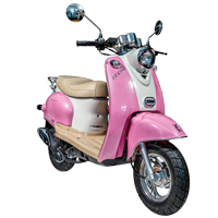 remplace le scooter SCOOTER 50 ECCHO PINK