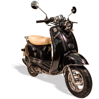 remplace le scooter SCOOTER 50 ECCHO RETRO II
