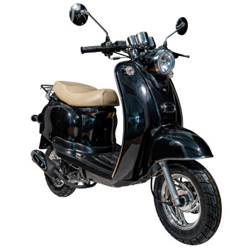 Scooter Eccho Retro 50 - Yiying YY50QT15