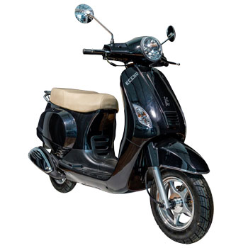 Scooter Eccho VPX 50 - Yiying YY50QT39