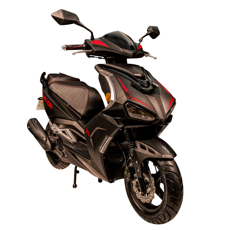 Scooter 50 ECCHO FAST EURO 4 BLACK EDITION