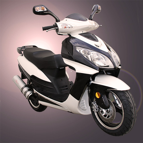 Scooter 125 Eccho Voyager - Yiying YY125T10D