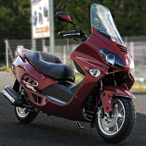 Scooter Eccho 125 GT Star  - Yiying YY125T12