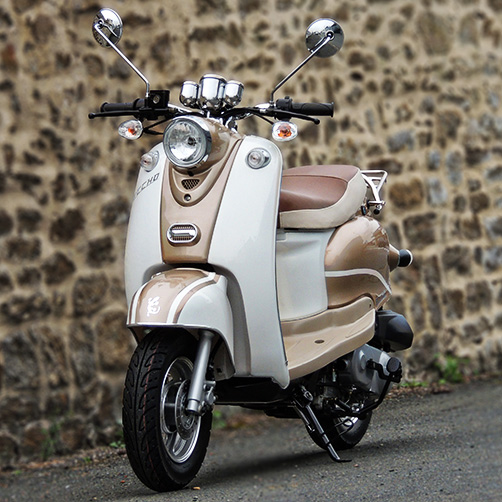 Scooter 50 Eccho Retro - Yiying YY50QT15