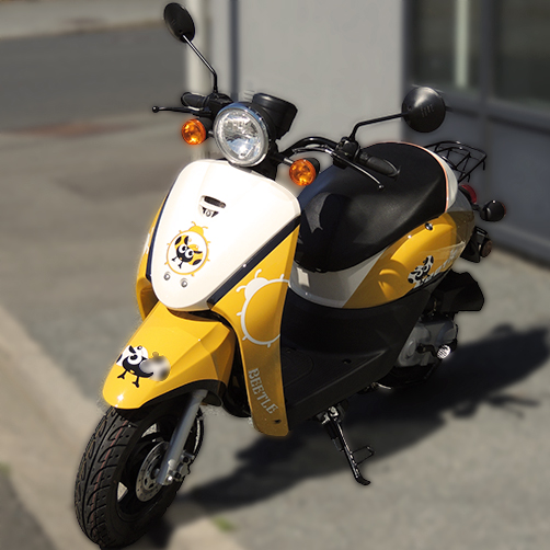 Scooter 50 Eccho Coxy - Yiying YY50QT36