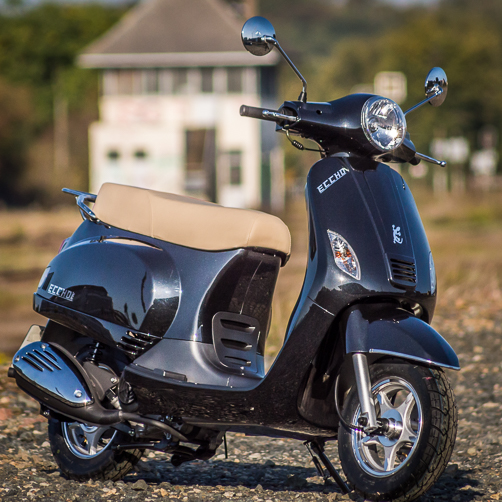 Scooter 50 Eccho VPX - Yiying YY50QT39